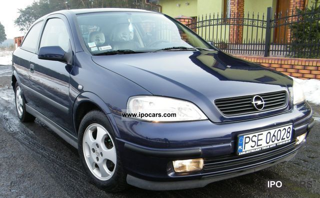 2001 opel astra car photo and specs. Black Bedroom Furniture Sets. Home Design Ideas