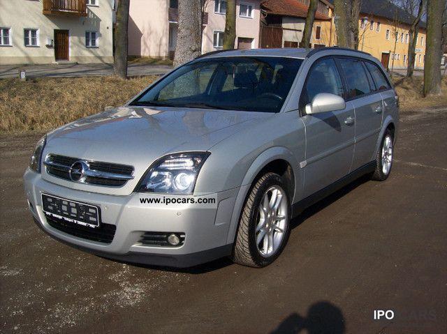 2005 Opel  VECTRA AIR AHK ALU Estate Car Used vehicle photo