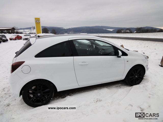 2011 opel corsa color edition 14 100 hp daytime 17z small car used vehicle photo 4 - Opel Corsa Color Edition