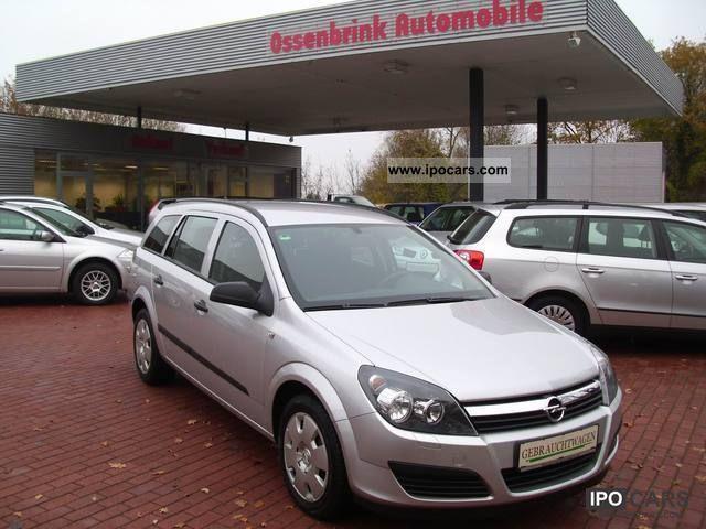 2007 Opel  Astra 1,9 CDTI combination Estate Car Used vehicle photo