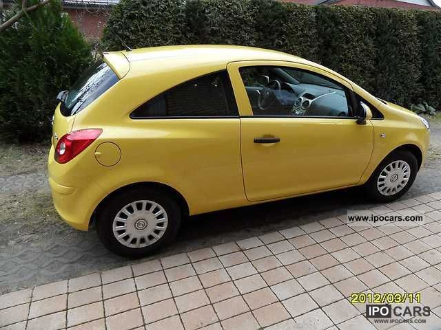 2009 opel corsa 1 2 16v easytronic edition car photo and specs. Black Bedroom Furniture Sets. Home Design Ideas