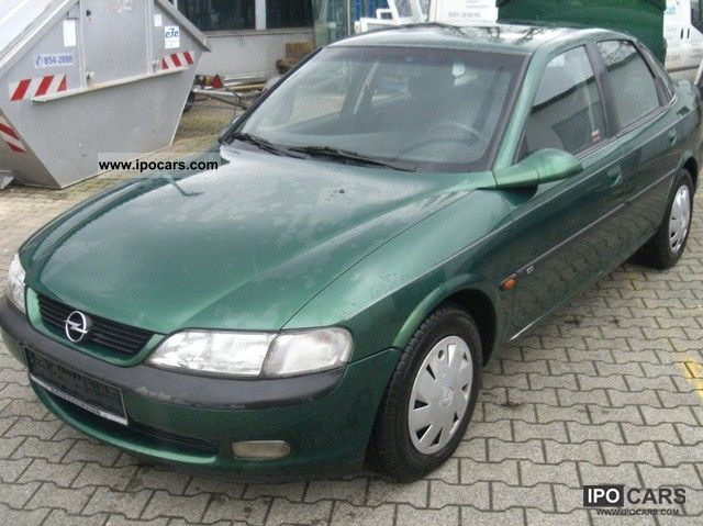 1996 Opel  Vectra 1.8 CD Limousine Used vehicle photo