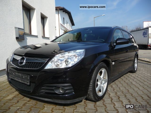 2007 opel vectra caravan 1 9 cdti part leather navi. Black Bedroom Furniture Sets. Home Design Ideas