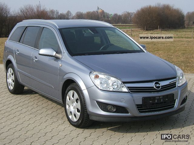 2008 opel astra 1 6 caravan innovation top car photo and specs. Black Bedroom Furniture Sets. Home Design Ideas