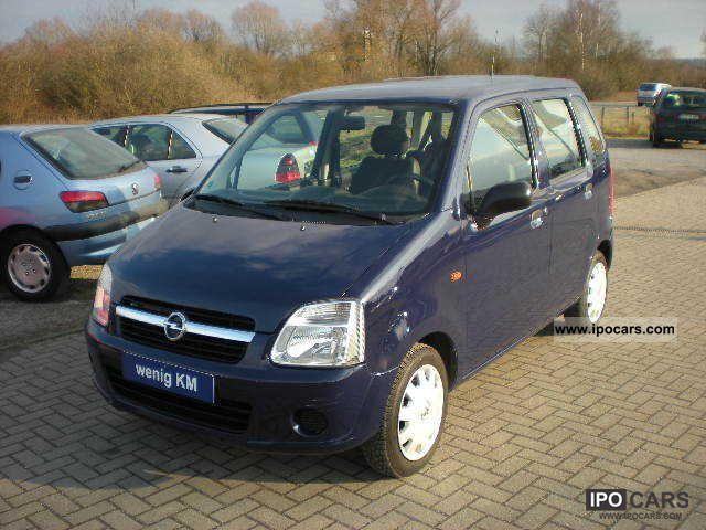 2006 Opel  Agila 1.0 12V 2.Hd. 65.TKM. Non Smoking. / Checkbook Small Car Used vehicle photo