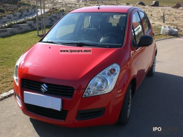 2009 Opel  Agila 1.0 Small Car Used vehicle photo