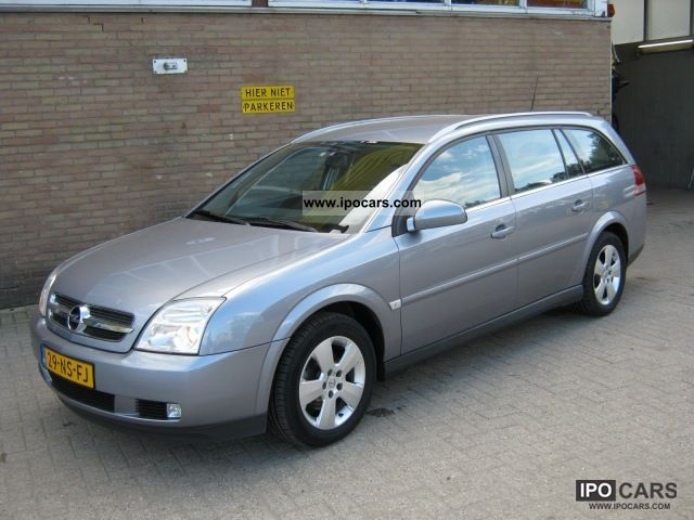 2004 opel vectra 2 2 dti station car photo and specs. Black Bedroom Furniture Sets. Home Design Ideas