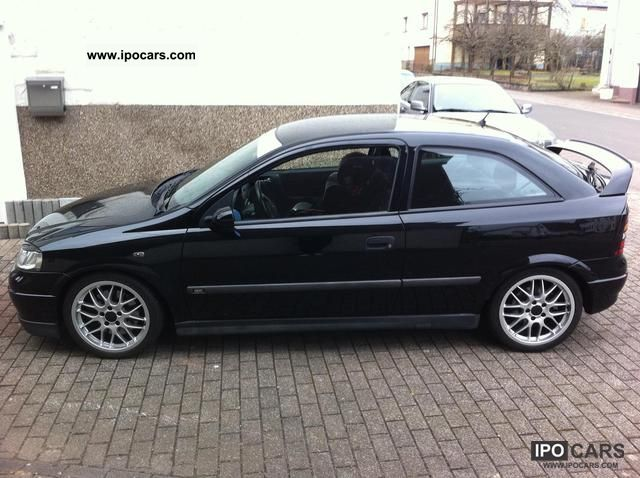 2000 Opel Opc Astra 2 0 Sport Car Photo And Specs
