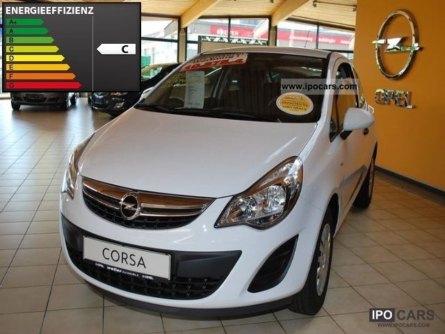 2011 Opel  CORSA SEL.90 YEARS 3-door, 1.2 - air, power, Limousine Pre-Registration photo