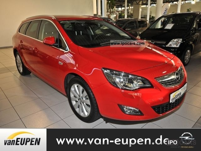 2011 opel astra j sports tourer innovation xenon navi. Black Bedroom Furniture Sets. Home Design Ideas