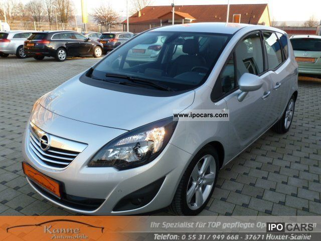 2011 opel meriva innovation cd500navi sight pake car photo and specs. Black Bedroom Furniture Sets. Home Design Ideas