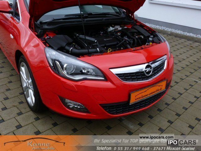 2011 opel astra 1 6 turbo innovation j leather navi. Black Bedroom Furniture Sets. Home Design Ideas