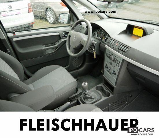 2009 Opel Meriva 1.7 CDTI AIR