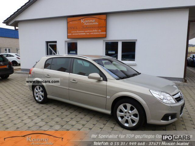 Opel Signum (2006) - pictures, information & specs