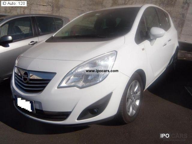 2011 Opel  Meriva 1.3 CDTI 95 CV ECOF. Cosmo Other Used vehicle photo