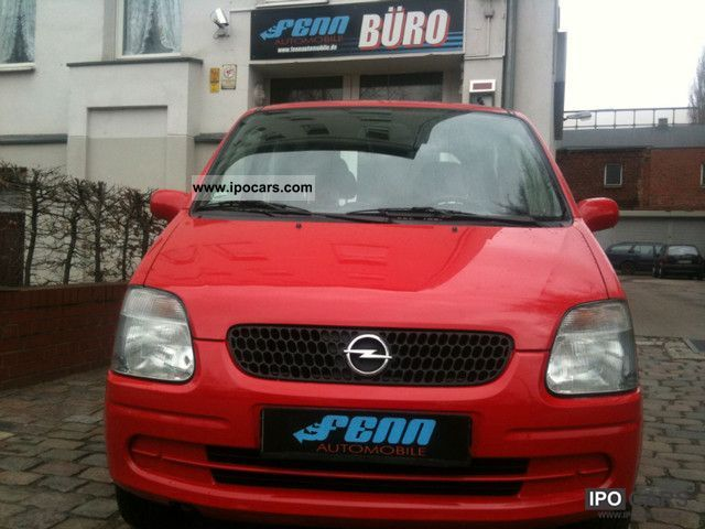 2001 Opel  Agila 1.0 12V EURO 4 - 90000km Small Car Used vehicle photo
