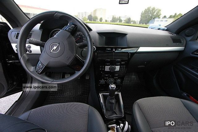 2007 Opel Astra Twin Top 18 Cosmo Car Photo And Specs