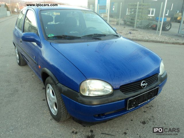 1998 Opel  12V Corsa Swing * Climate * Power * D4 standard Small Car Used vehicle photo