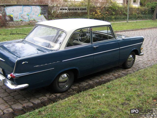 1960 Opel  Other record P2 Limousine Used vehicle photo