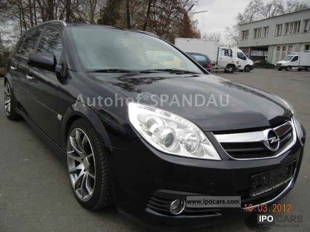 2006 opel signum 1 9 cdti automatic edition car photo. Black Bedroom Furniture Sets. Home Design Ideas