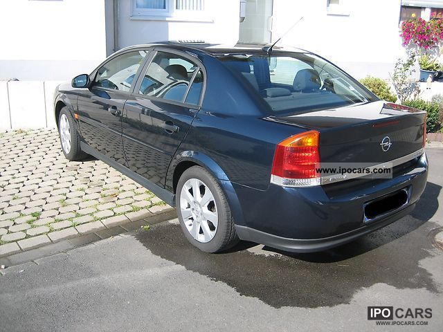 2002 opel vectra 2 2 dti elegance car photo and specs. Black Bedroom Furniture Sets. Home Design Ideas