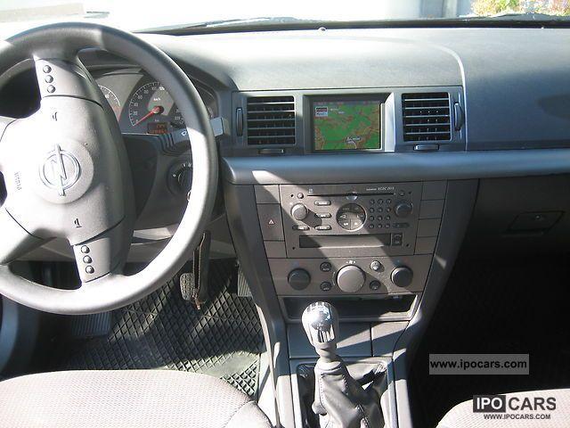 Vectra 2002 Interior 2002 Opel Vectra 2.2 Dti