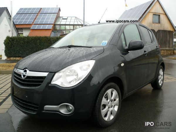 2008 Opel  Agila 1.3 CDTI DPF Edition.Diesel, air! Small Car Used vehicle photo