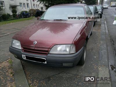 1988 Opel  Omega Diamond CD Limousine Used vehicle photo