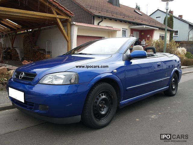 Opel  Astra Convertible 1.6 16V 2002 Liquefied Petroleum Gas Cars (LPG, GPL, propane) photo