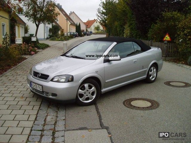 2003 opel astra convertible 1 6 edition car photo and specs. Black Bedroom Furniture Sets. Home Design Ideas
