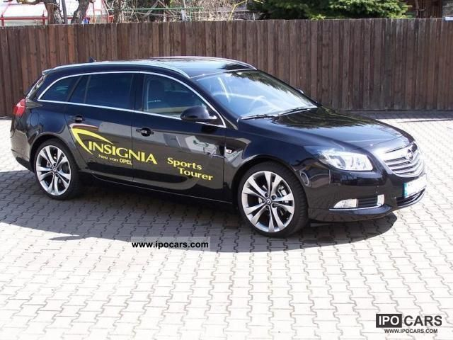 2009 opel insignia opc sports tourer 2 0 cdti sport car. Black Bedroom Furniture Sets. Home Design Ideas