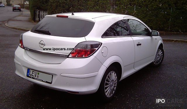 2009 opel astra gtc 1 4 selection 110 years car photo and specs. Black Bedroom Furniture Sets. Home Design Ideas