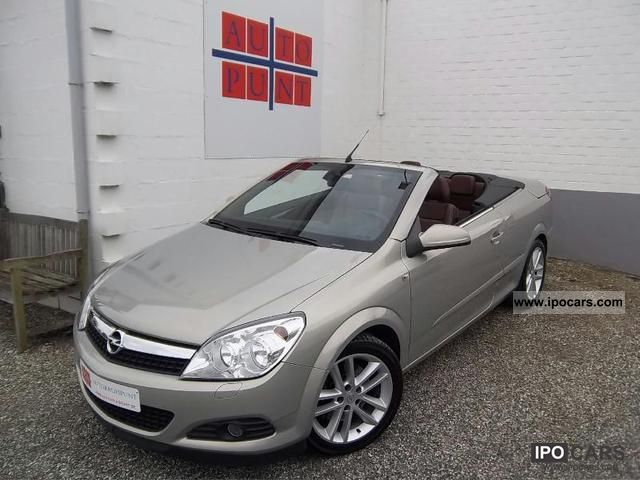 2007 Opel Astra Convertible 19cdti Car Photo And Specs