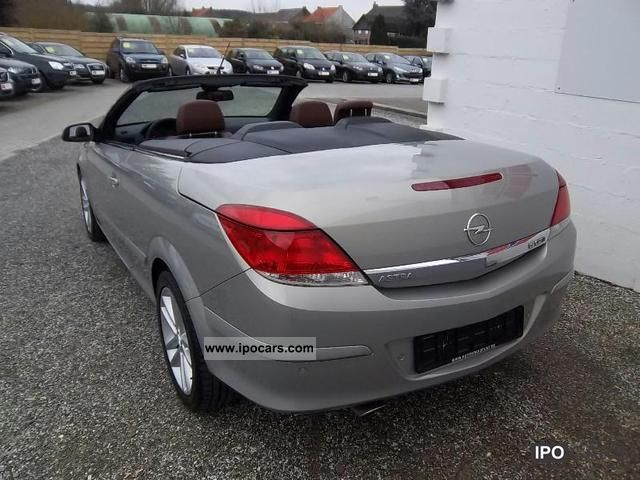 2007 opel astra convertible 1 9cdti car photo and specs. Black Bedroom Furniture Sets. Home Design Ideas