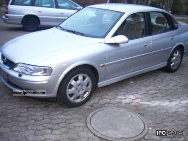 Opel  Vectra 2.0 LPG gas system TUV Edition 2000 NEW 2000 Liquefied Petroleum Gas Cars (LPG, GPL, propane) photo