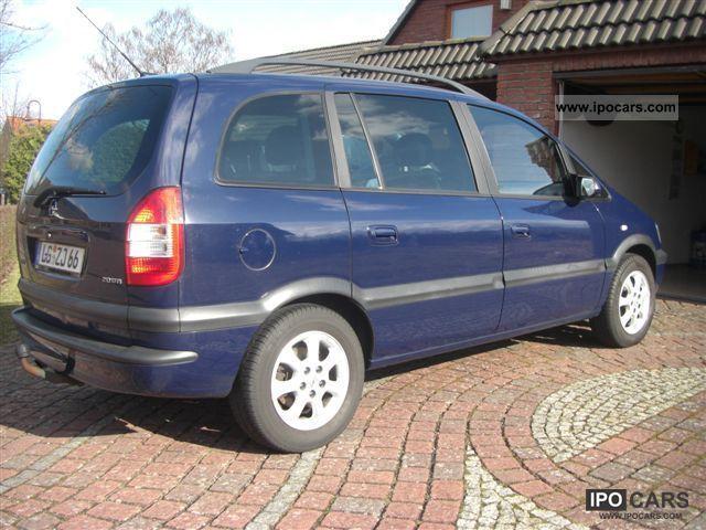 2003 Opel  DTI Zafira 2.0 Njoy Van / Minibus Used vehicle photo