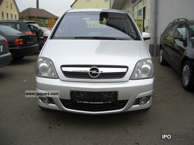 2009 opel meriva 1 7 cdti dpf innovation 110 years car photo and specs. Black Bedroom Furniture Sets. Home Design Ideas