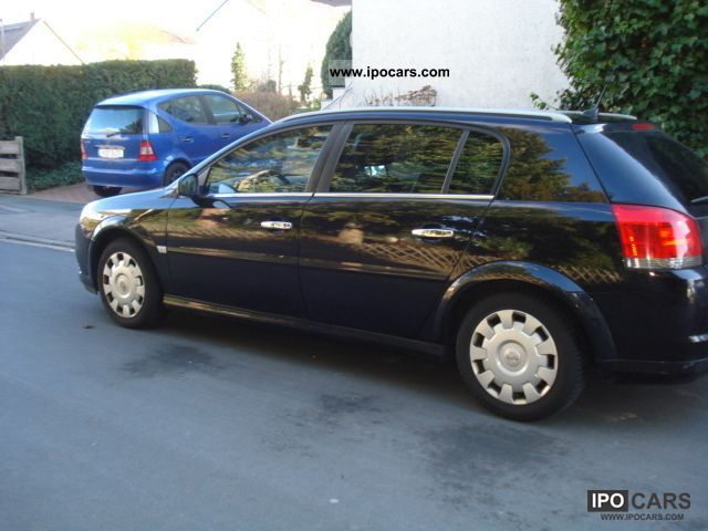 2007 opel signum 1 9 cdti cosmo plus car photo and specs. Black Bedroom Furniture Sets. Home Design Ideas