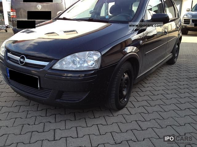 2006 opel corsa 1 3 cdti cosmo car photo and specs. Black Bedroom Furniture Sets. Home Design Ideas