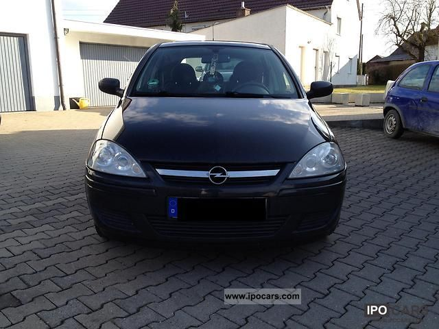 2006 Opel Corsa 1.3 CDTI Cosmo Small Car Used vehicle photo 3