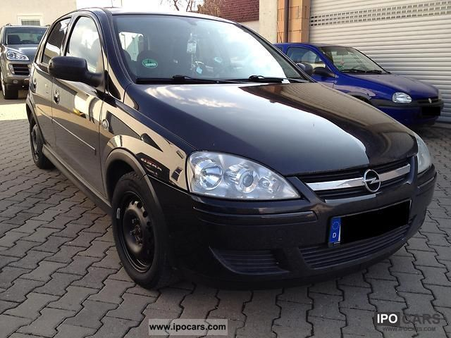 2006 Opel Corsa 1.3 CDTI Cosmo Small Car Used vehicle photo 4