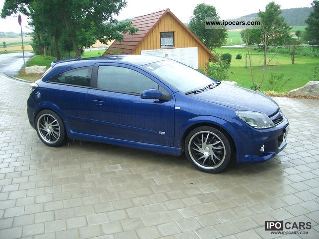 Opel  2L Turbo GTC OPC Line 2008 Liquefied Petroleum Gas Cars (LPG, GPL, propane) photo