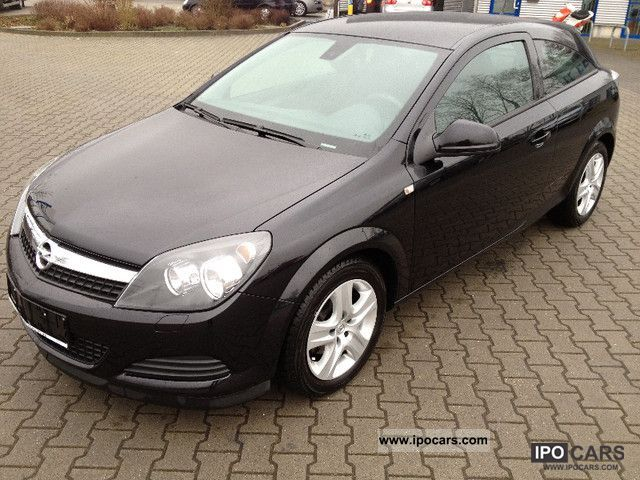2009 opel astra gtc 1 4 twinport car photo and specs. Black Bedroom Furniture Sets. Home Design Ideas