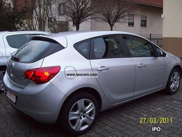 2010 opel astra 1 4 turbo edition car photo and specs. Black Bedroom Furniture Sets. Home Design Ideas