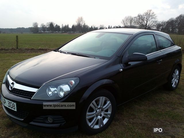 2007 opel astra gtc 2 0 turbo cosmo car photo and specs. Black Bedroom Furniture Sets. Home Design Ideas