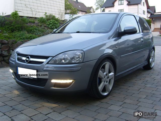 2004 opel corsa 1 7 cdti cosmo car photo and specs. Black Bedroom Furniture Sets. Home Design Ideas