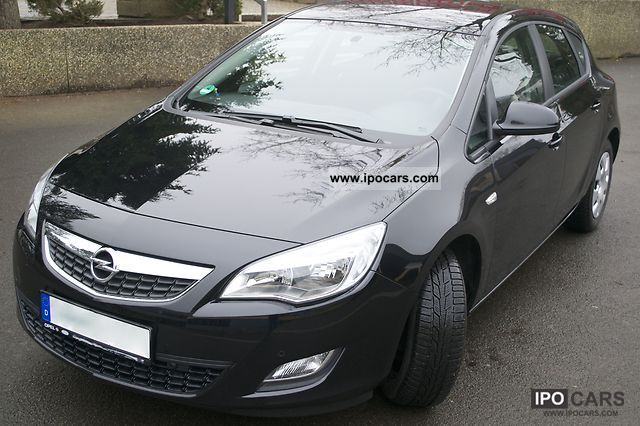 2010 Opel Astra J 1 4 Turbo Edition Car Photo And Specs