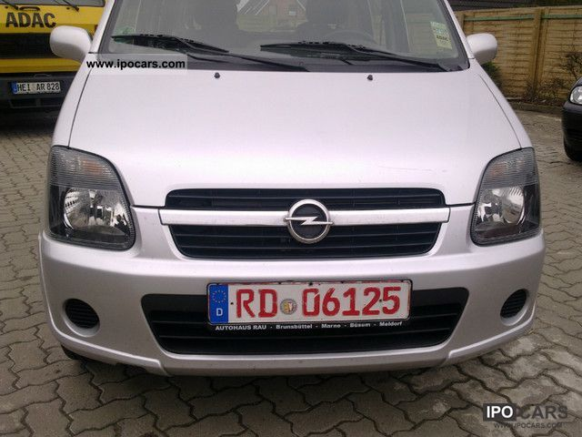 2005 Opel  Agila 1.0 12V Small Car Used vehicle photo
