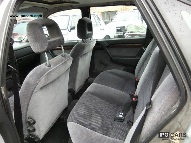 1995 opel vectra cdx car photo and specs