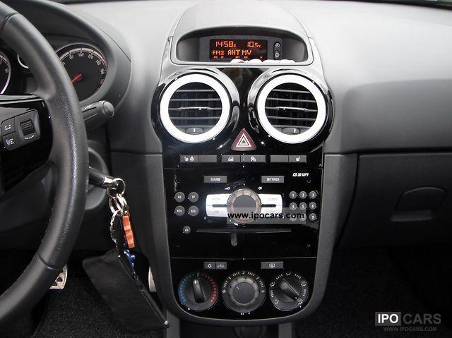 Mazda 3 2.3 Engine >> 2009 Opel Corsa 1.2 16V Color Edition - Car Photo and Specs